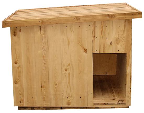 Для щенков утепленные будки для собак