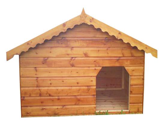 зимняя будка для собаки