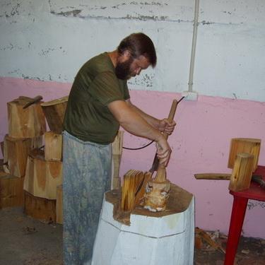 Изготовить дранку своими руками